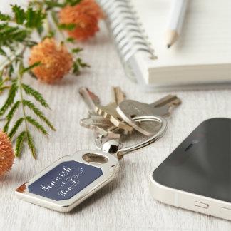 Finnish At Heart Keyring, Finland Key Ring