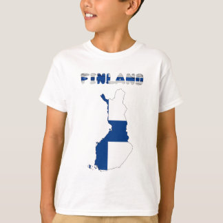 Finnish country flag T-Shirt