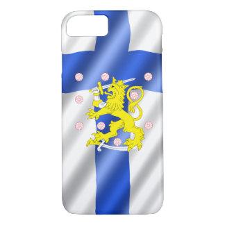 Finnish flag iPhone 8/7 case