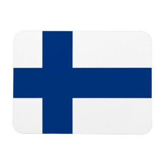 Finnish Flag Magnet