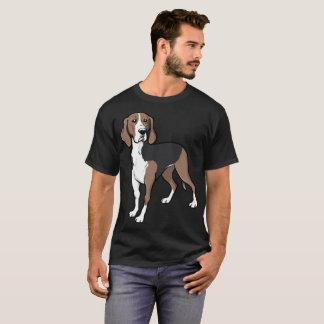 Finnish hound dog cartoon T-Shirt
