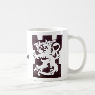 Finnish Lion-Sisu Mug