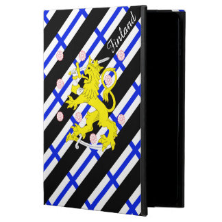 Finnish stripes flag powis iPad air 2 case