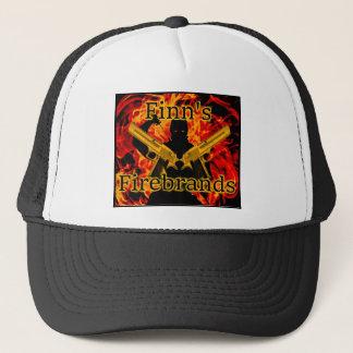 Finn's Firebrands Trucker Hat
