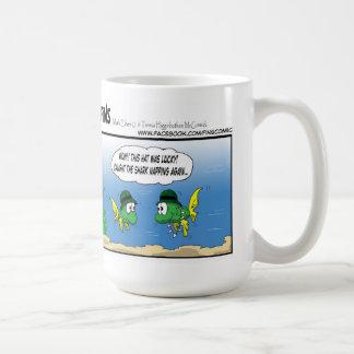 Fins - Napping Mug