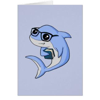 """""""Fintellectual"""" Shark! Card"""