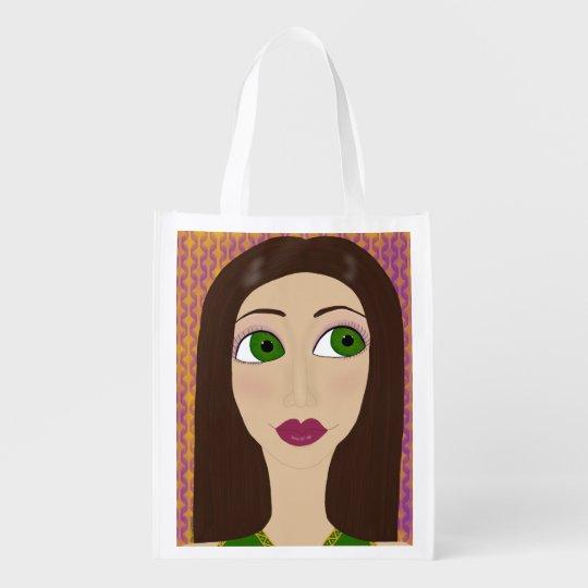 Fiona Reusable Grocery Bag