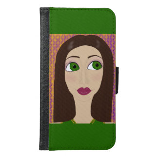 Fiona Samsung Galaxy S6 Wallet Case