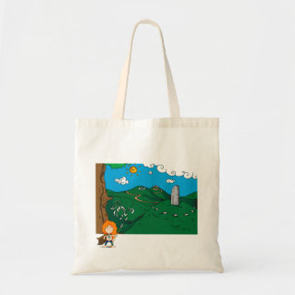 Fionn's adventure tote bag