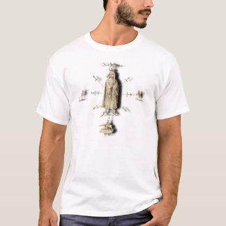 Fiore dei Liberi Segno T-Shirt