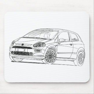 FiPuntoEvo 2010 Mouse Pad