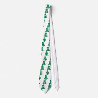 Fir tree - snow tie