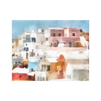 Fira Canvas Print