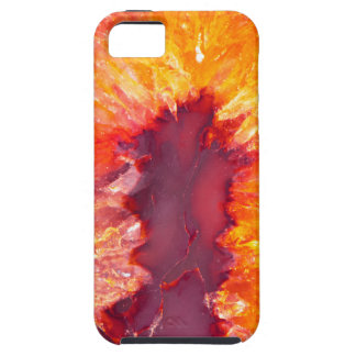 Fire Agate iPhone 5 Covers