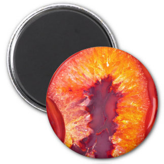 Fire Agate Magnet