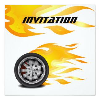Fire, Alloy Custom Invite