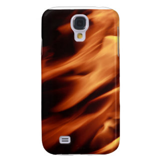 Fire and Flames Galaxy S4 Covers