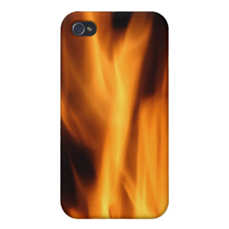 Fire and Flames iPhone 4 Case