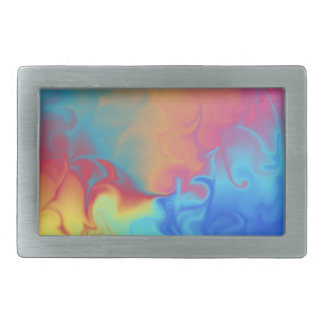 Fire and Ice Belt Buckle