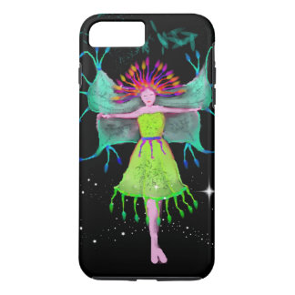 Fire and Ice Fairy iPhone 7 Plus Case