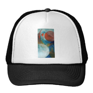 FIRE AND ICE MESH HAT