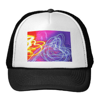 Fire and Ice Trucker Hat