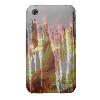 Fire And Ice iPhone 3 Case