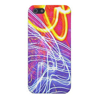 Fire and Ice iPhone 5 Cases