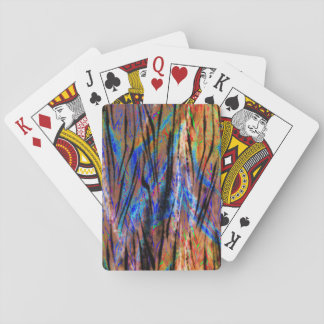Fire and Ice Lucky Deck Poker Deck