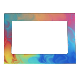 Fire and Ice Magnetic Frame