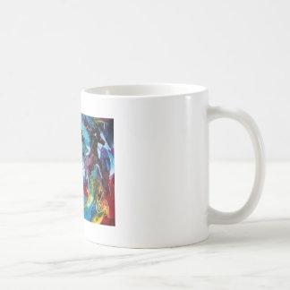 Fire and Ice Coffee Mug