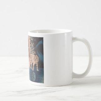 Fire and Ice Coffee Mugs