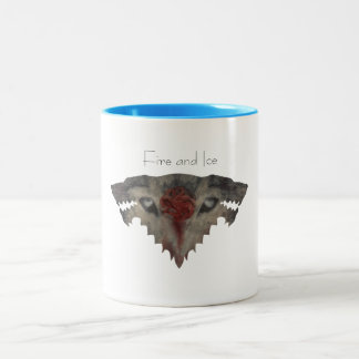 Fire and Ice Mug
