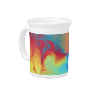 Fire and Ice Pitcher