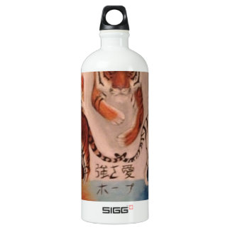Fire and Ice SIGG Traveller 1.0L Water Bottle
