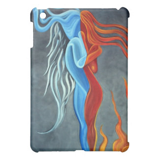 Fire and Ice Speck Case iPad Mini Cover