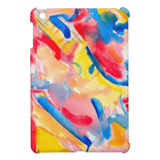 Fire and Smoke iPad Mini Cover