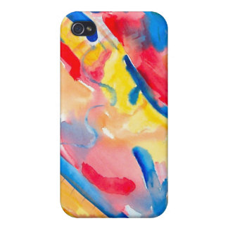 Fire and Smoke iPhone 4 Cover