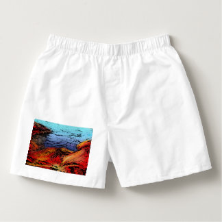 Fire and Water Boxers
