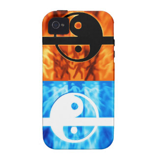 fire and water vibe iPhone 4 covers