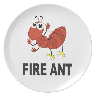 fire ant butt plate