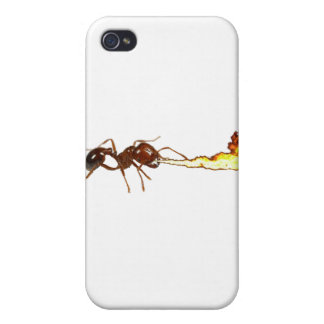 Fire Ant iPhone 4 Cover