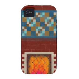 Fire at midnight vibe iPhone 4 case