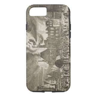 Fire at the old Amsterdam Town Hall, 17th July 165 iPhone 7 Case