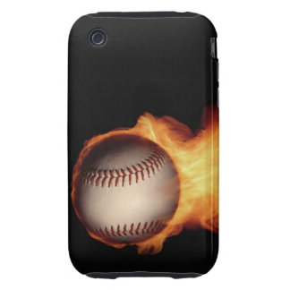 Fire Ball Tough iPhone 3 Covers