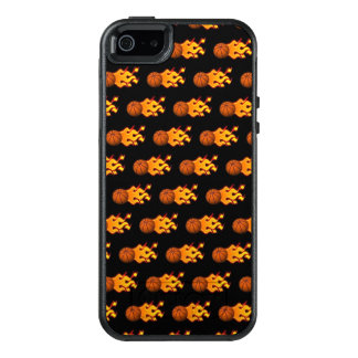 Fire Basketball iPhone SE/5/5s Otterbox Case