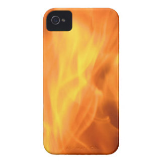 Fire Blazing iPhone 4 Cover