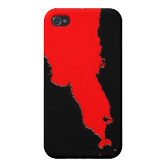 fire breather, ANYCASE Cover For iPhone 4
