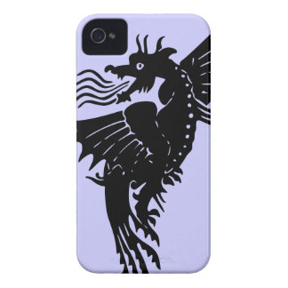 Fire Breathing Dragon Case-Mate iPhone 4 Case
