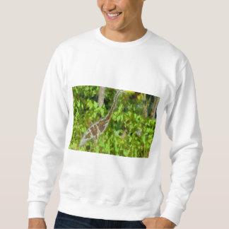 Fire breathing dragon sweatshirt
